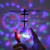 Drona unicopter Cyber Flyer, LEDuri multicolore
