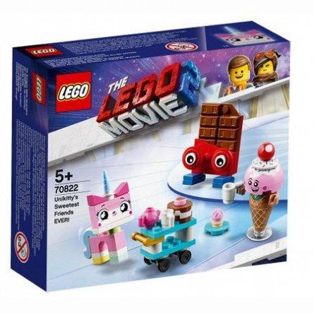 LEGO Movie CEI mai simpatici prieteni ai lui Unikitty