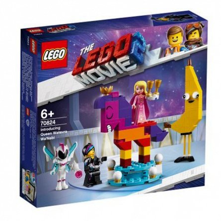 LEGO Movie Regina Watevra Wa'Nabi