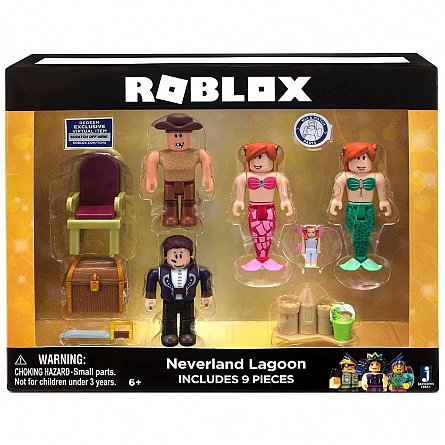 Figurina Roblox celebrity,blister,4buc/set
