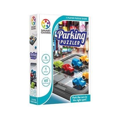 Joc,Parking Puzzler,SmartGames,+6y