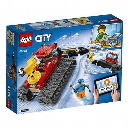 LEGO City Compactor de zapada