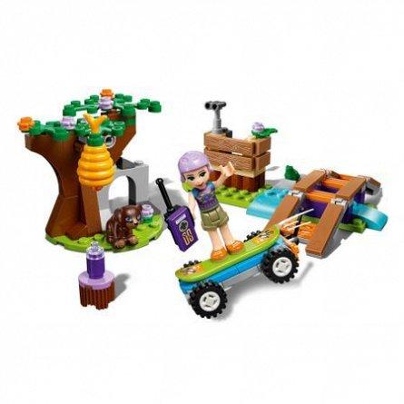 LEGO Friends Aventura din padure a Miei