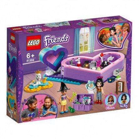 LEGO Friends Pachetul prieteniei In forma de inima