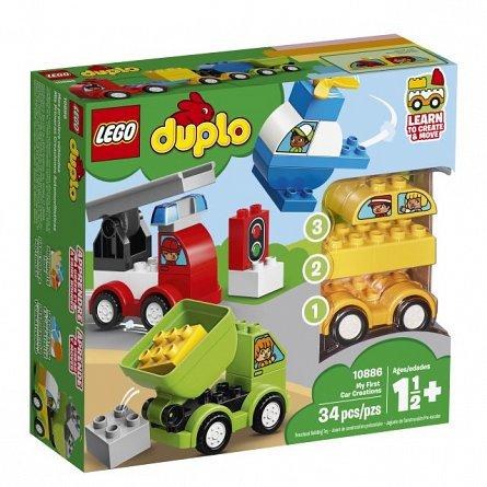 LEGO DUPLO Primele mele Masini Creative
