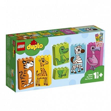 LEGO DUPLO Primul meu puzzle distractiv