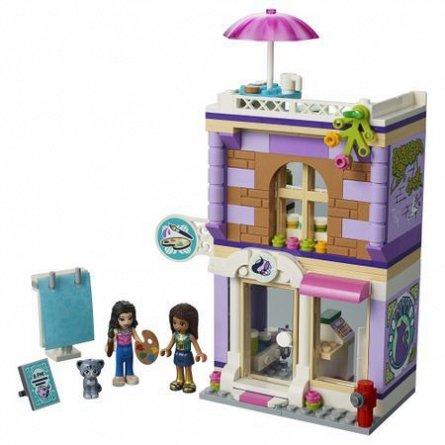 LEGO Friends Atelierul de arta al Emmei