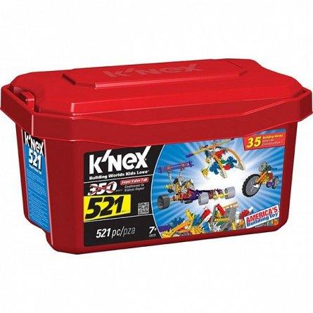 Knex,set constructie,cutie,521pcs,7Y+