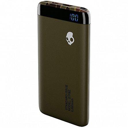 Baterie externa 6000mAh Skullcandy Stash Standard Issue