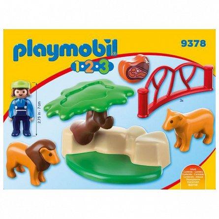 Playmobil-1.2.3 Tarc lei