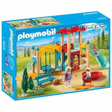 Playmobil-Spatiu de joaca pentru copii