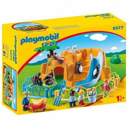 Playmobil-1.2.3 Zoo