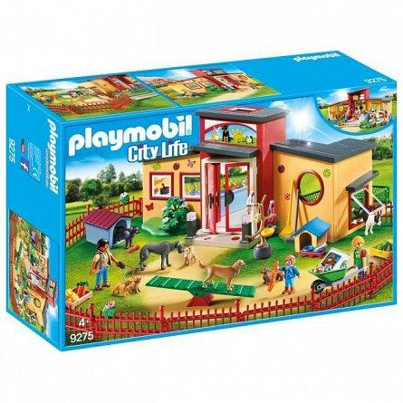 Playmobil-Hotelul animalutelor