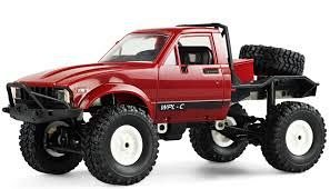 Kit de constructie Auto Amewi Pick-Up Truck 4WD, 1:16