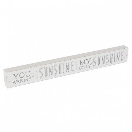 Decoratiune,You Are My Sunshine?