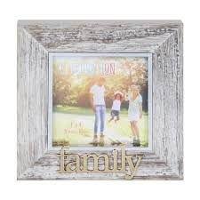 Rama foto,10x10cm,metal,Family