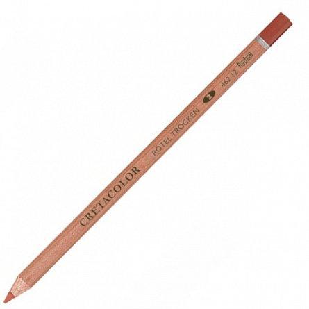 Creion Sanguin,pastel cretat,mediu