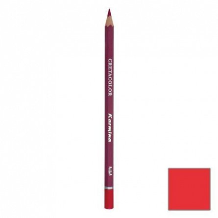Creion colorat,Karmina,Permanent Red Dark