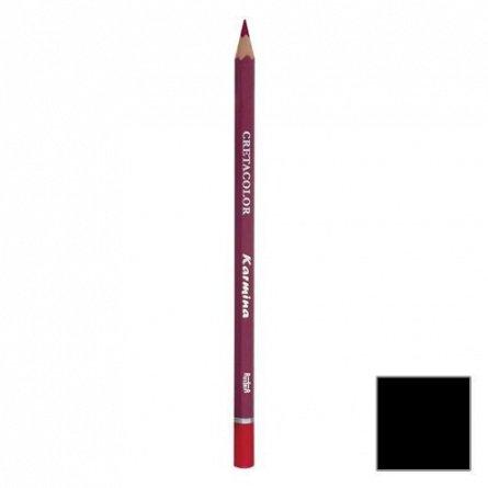 Creion colorat,Karmina,Ivory Black
