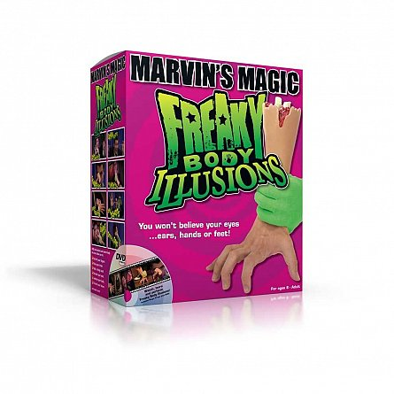 Joc de magie,mana miscatoare si urechea flexibila