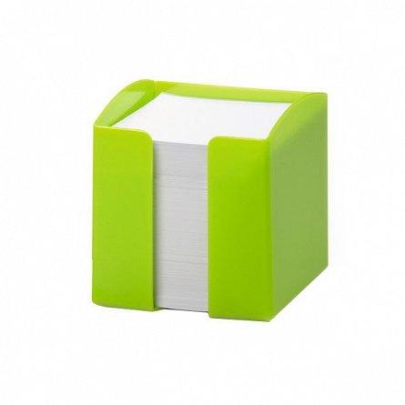 Suport cub hartie Durable Trend, verde
