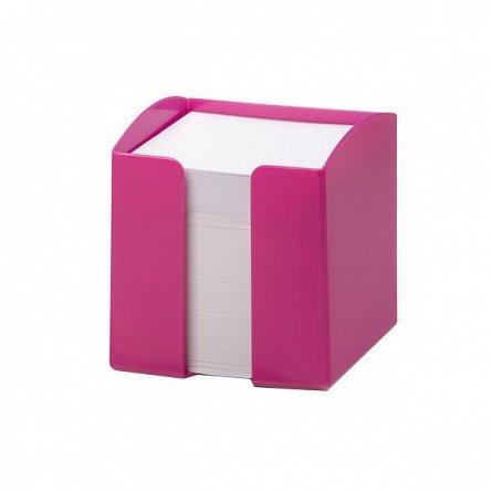 Suport cub hartie Durable Trend, roz