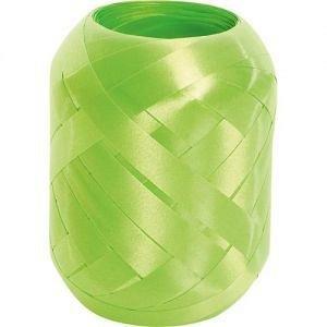 Ribon poly,10mmx30m,Uni Colour,verde deschis