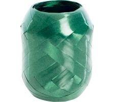 Ribon poly,10mmx30m,Uni Colour,verde inchis