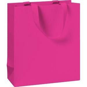 Punga cadou 18x8x21 cm, One Colour, roz