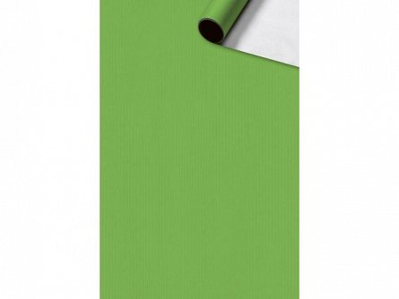 Hartie pentru ambalat cadouri 200x70 cm, Uni Basic, verde deschis