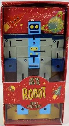 Puzzle Planet,Robot