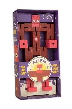 Puzzle Planet,Alien