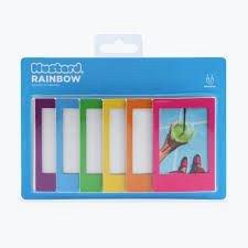 Rama foto magnetica Rainbow