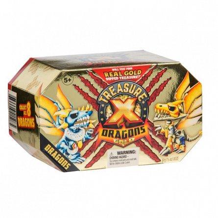 Treasure X,Figurina surpriza,Aurul dragonului,S2