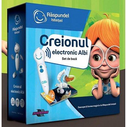 Raspundel Istetel-Creion electronic