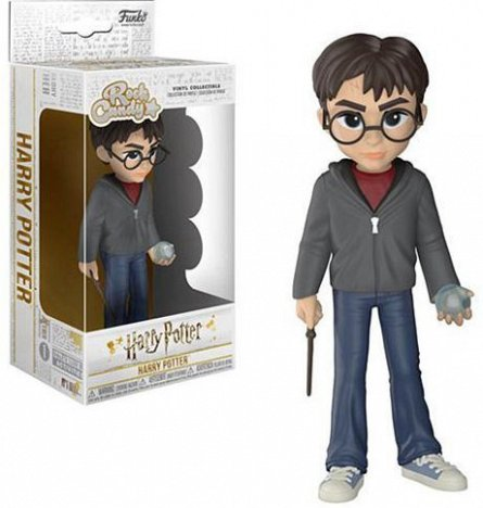 Figurina Funko Rock Candy Harry Potter: Prophecy Orb