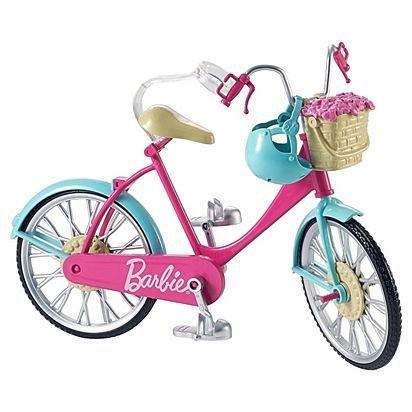 Bicicleta Barbie