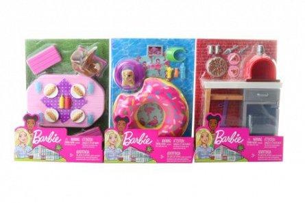 Accesorii Barbie,Mobilier exterior,set