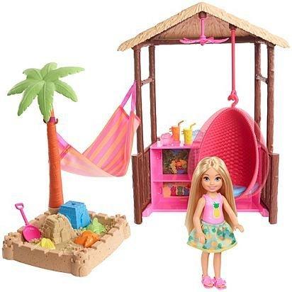 Papusa Barbie,Dreamhouse,Chelsea,div acc