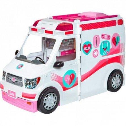 Papusa Barbie,cariere,clinica mobila