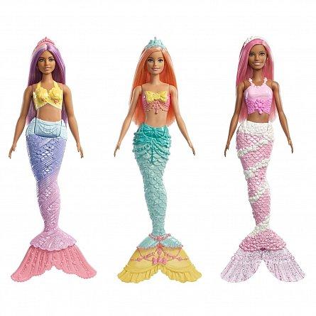 Papusa Barbie,Dreamtopia,Sirena,div modele