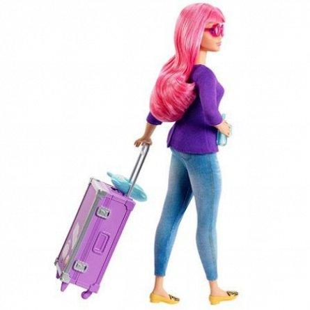 Papusa Barbie,Travel,Daisy,div acc