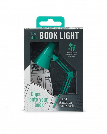 Lampa pentru citit, Mint - The LITTLE Book Light