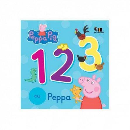 PEPPA PIG: 123 cu PEPPA