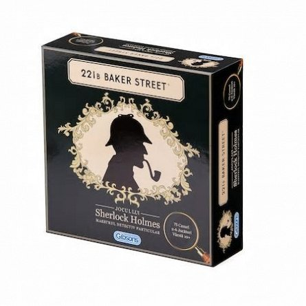 Joc 221B Baker Street,Sherlock Holmes