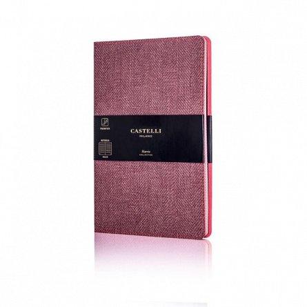 Agenda 13x21cm,120f,dict,Maple Red