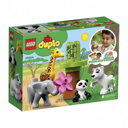 LEGO DUPLO,Pui de animale