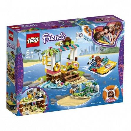 LEGO Friends,Misiunea de salvare a testoaselor