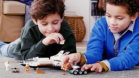 LEGO City,Naveta de cercetare a planetei Marte