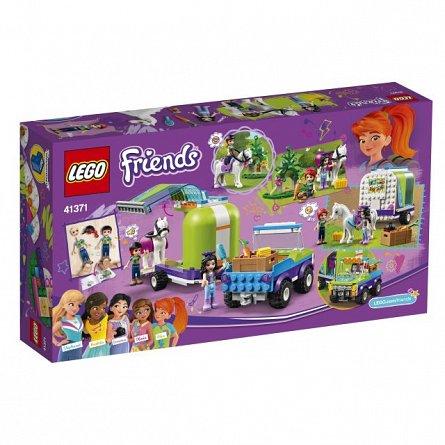 LEGO Friends,Remorca de transport cai a Miei